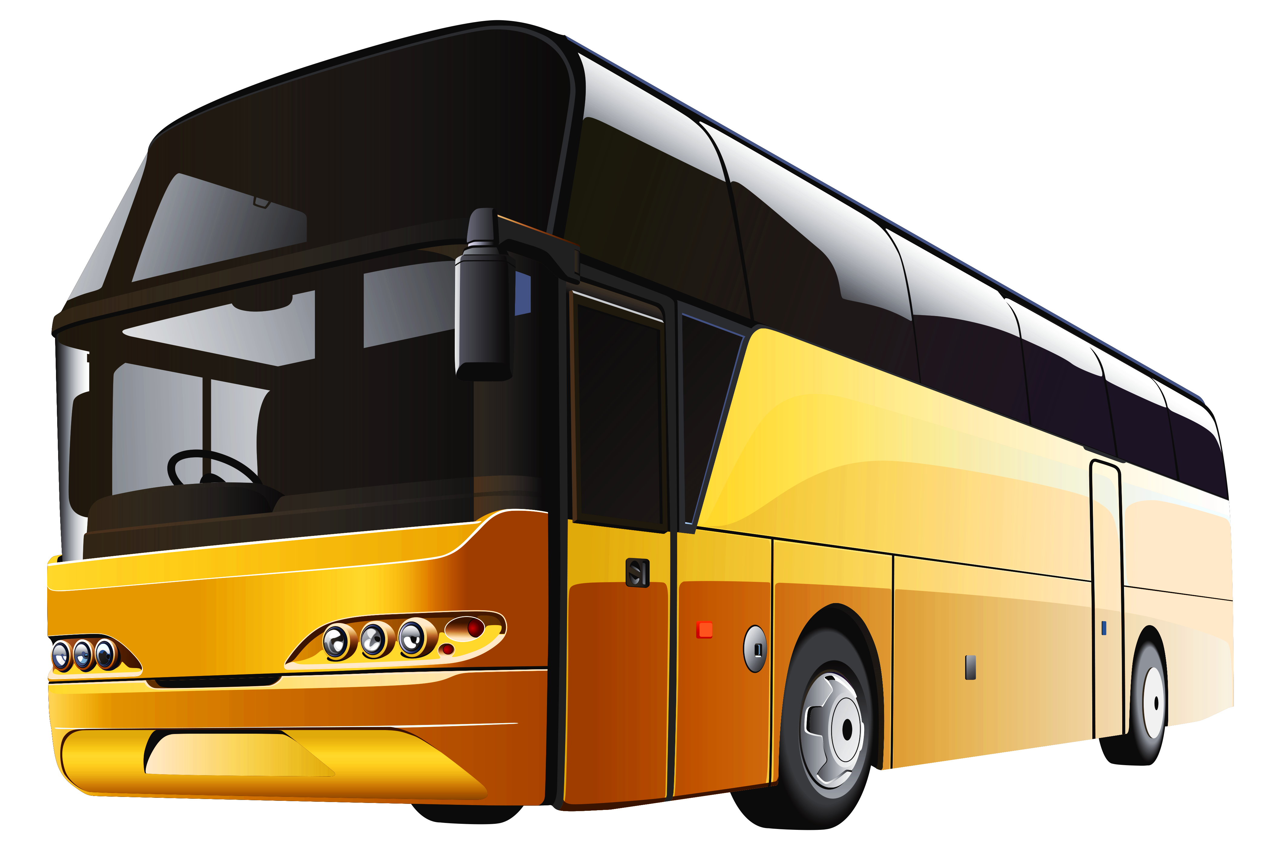 Bus Picture PNG Images