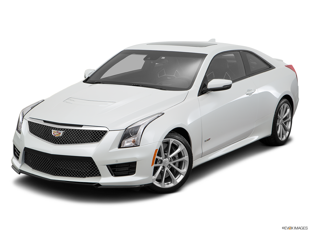 White Cadillac High Quality PNG 22856