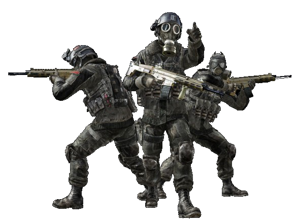 Transparent Call Of Duty Background 9423