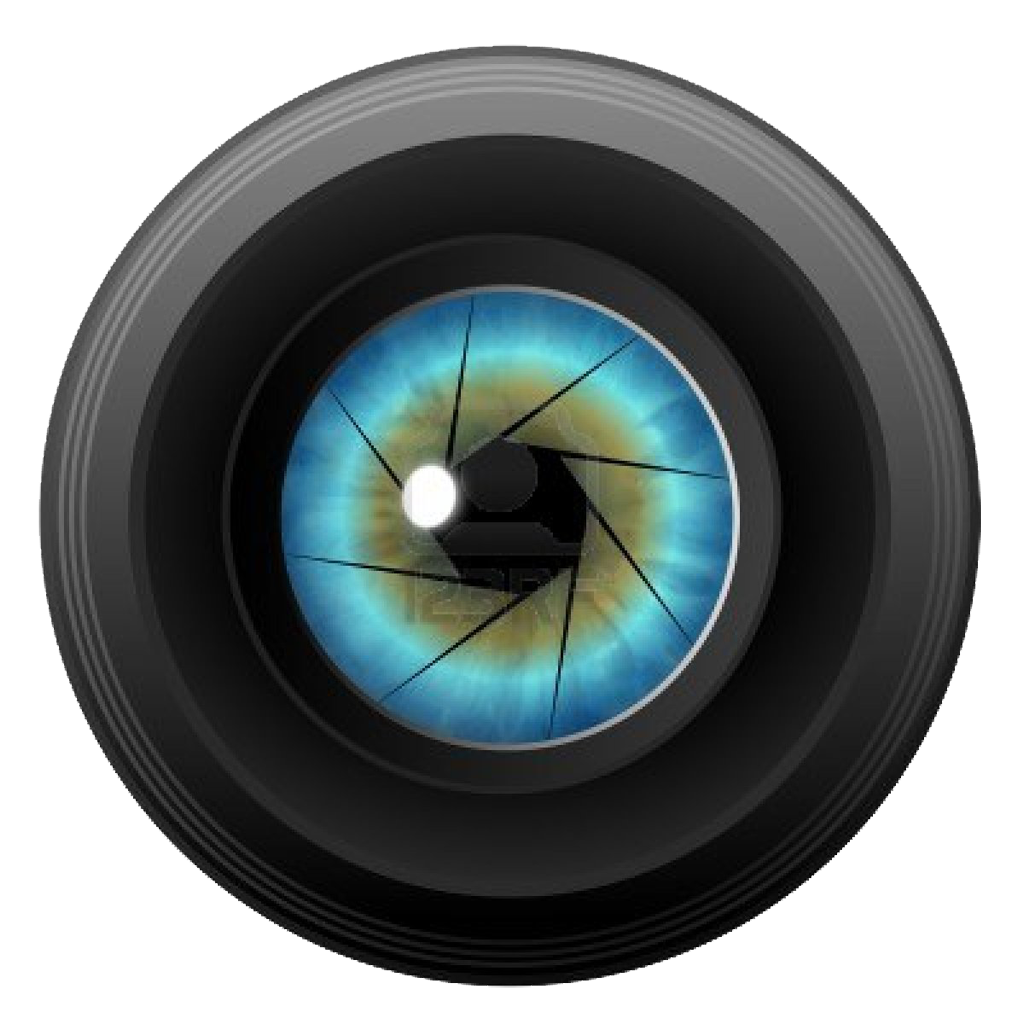 Camera Lens High Quality PNG 9675