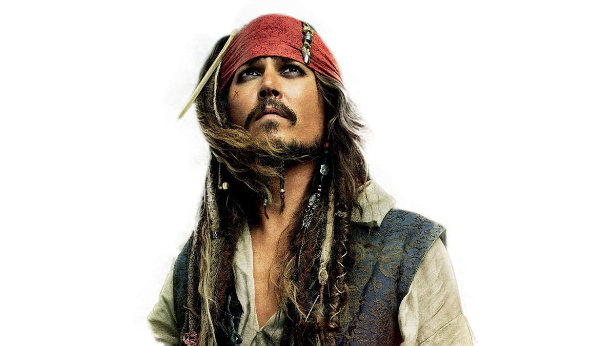 Captain Jack Sparrow On Behance Png 627