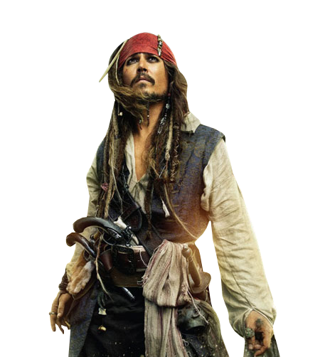 Captain Jack Sparrow Png Pictures 615