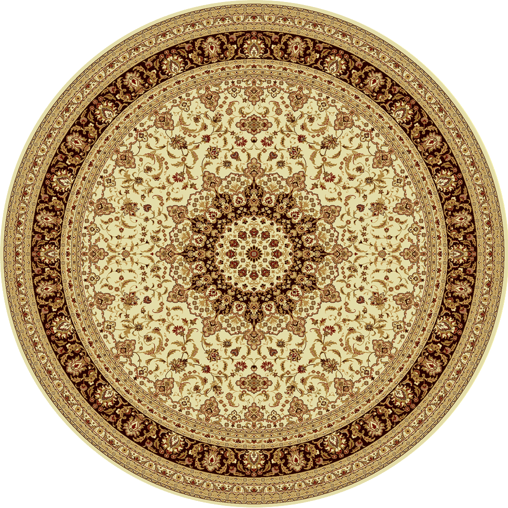 Round, Carpet, Patterned, Soft, Png 2956