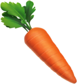 Carrot Transparent Picture 25861