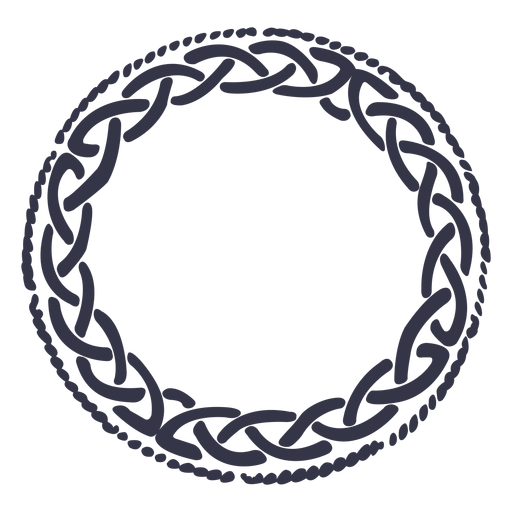 Celtic Emblem Wreath Nordic Transparent Png 780