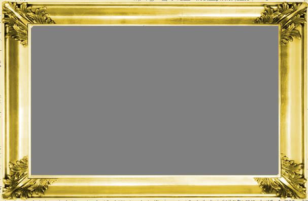 Gold Certificate Border Template Png 4927 Transparentpng