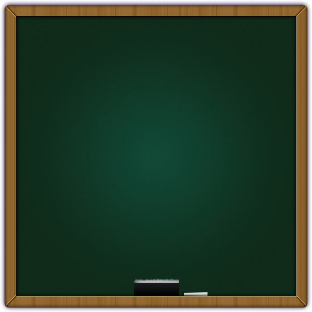 Chalkboard Graphics Png 740