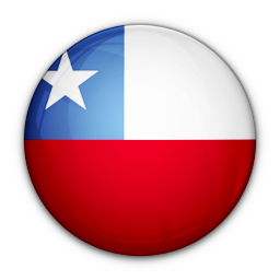 Chile Flag Clipart PNG File 19342