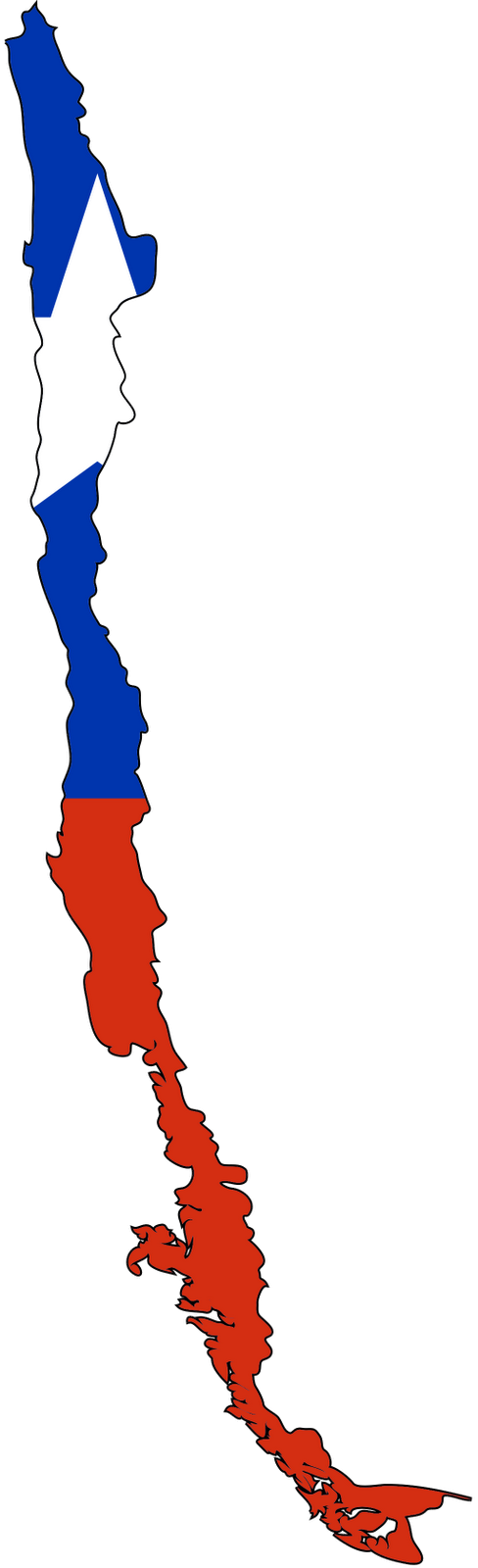 Chile Flag Clipart HD 19349