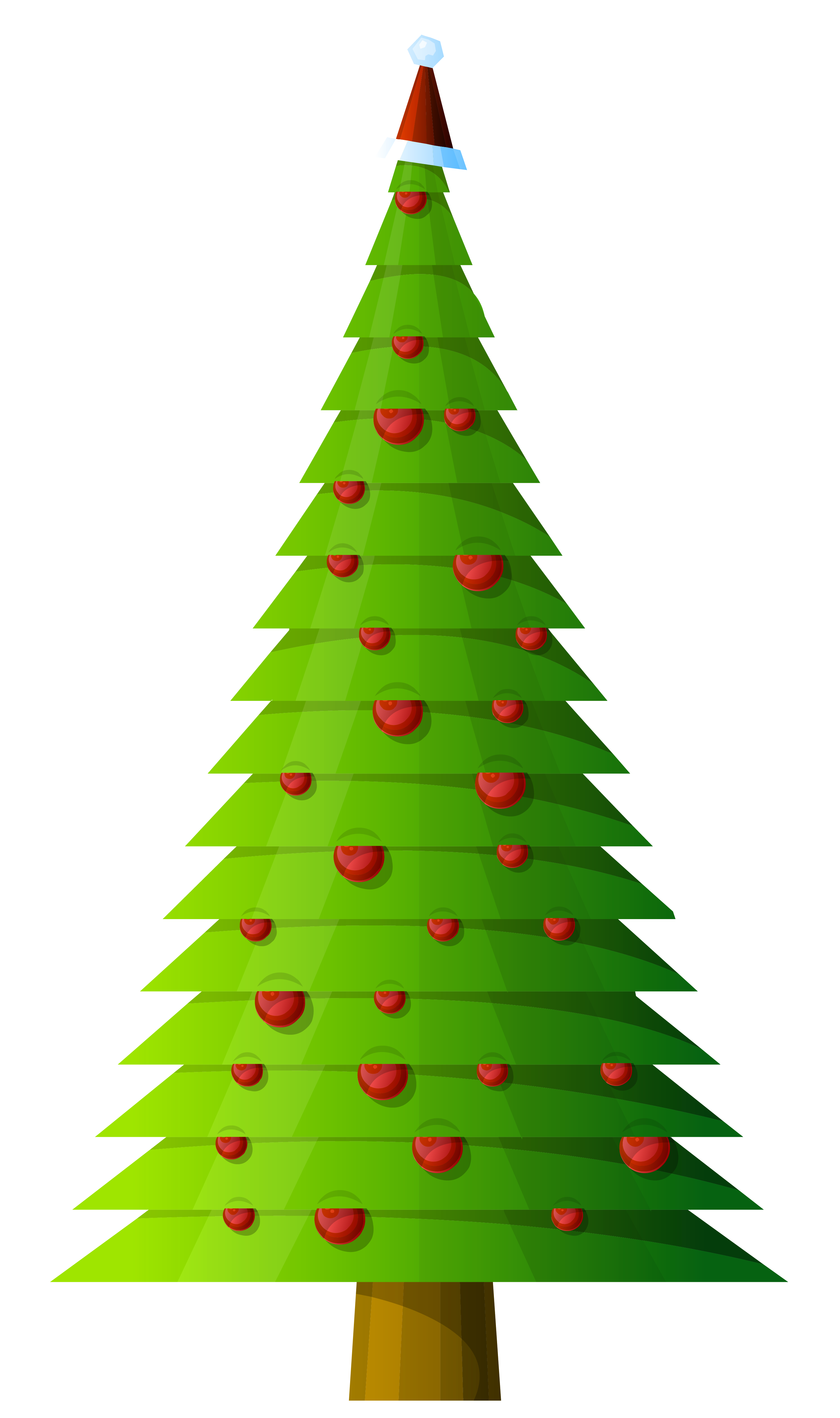 Christmas Tree Free Transparent Png