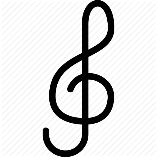 Clef Note Png Icon 3785