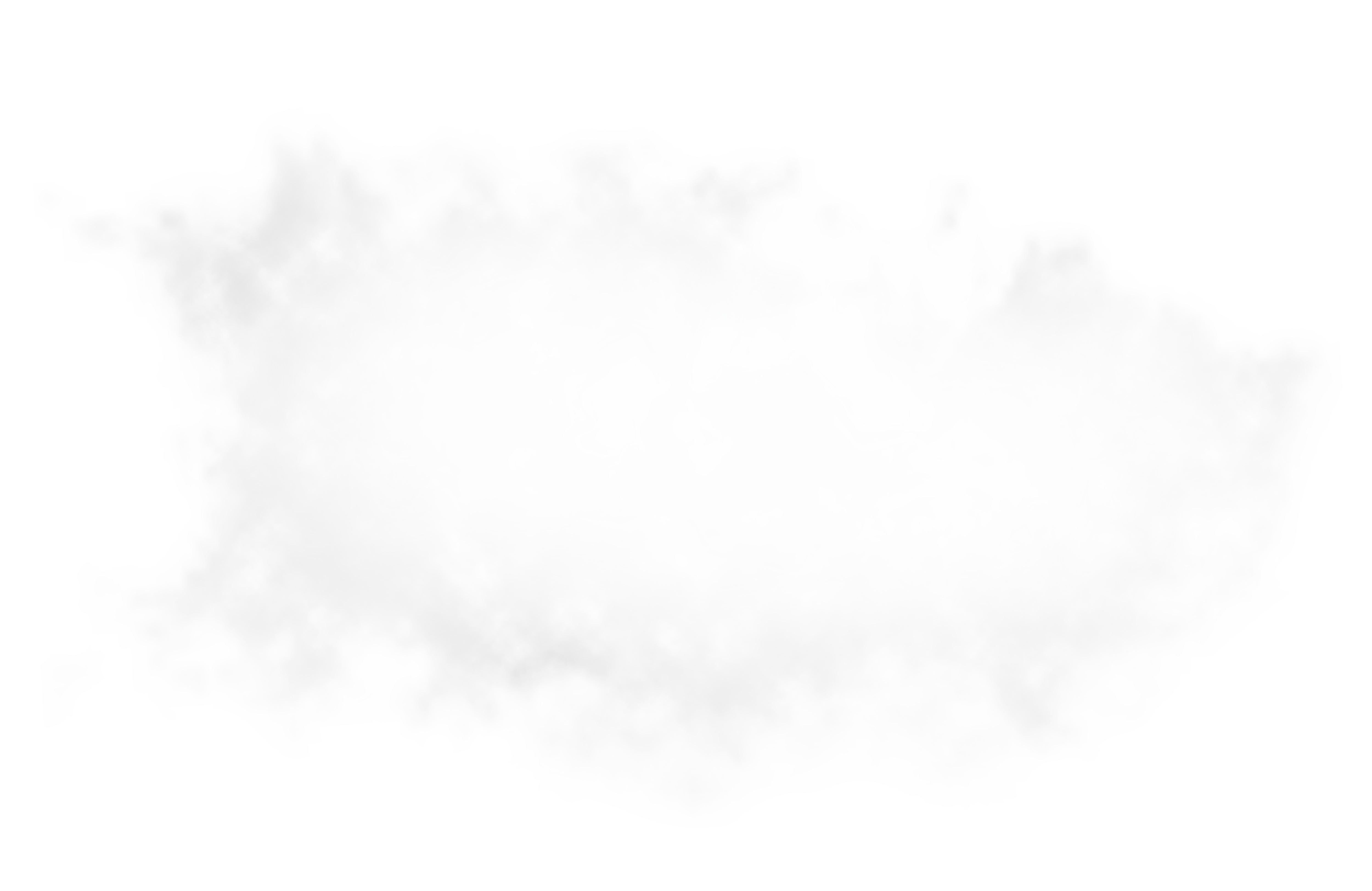 White Cloud Transparent Picture