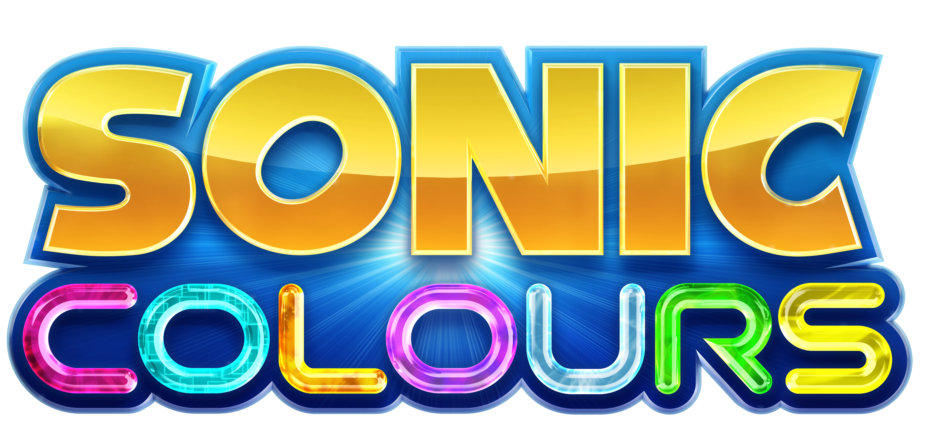 Sonic Colours Clipart Photo PNG Images