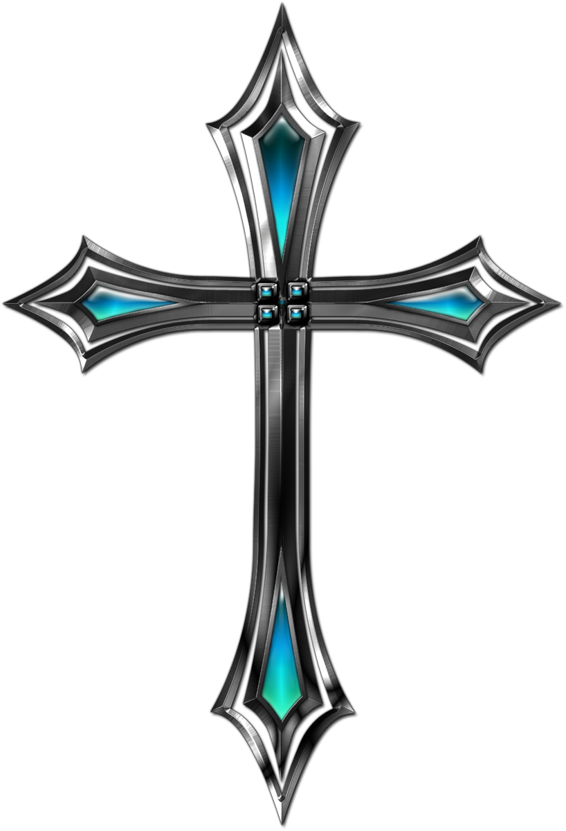 Clipart Icon Cross Tattoos 8030