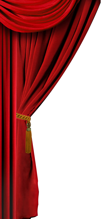 Dark Curtains Png 354