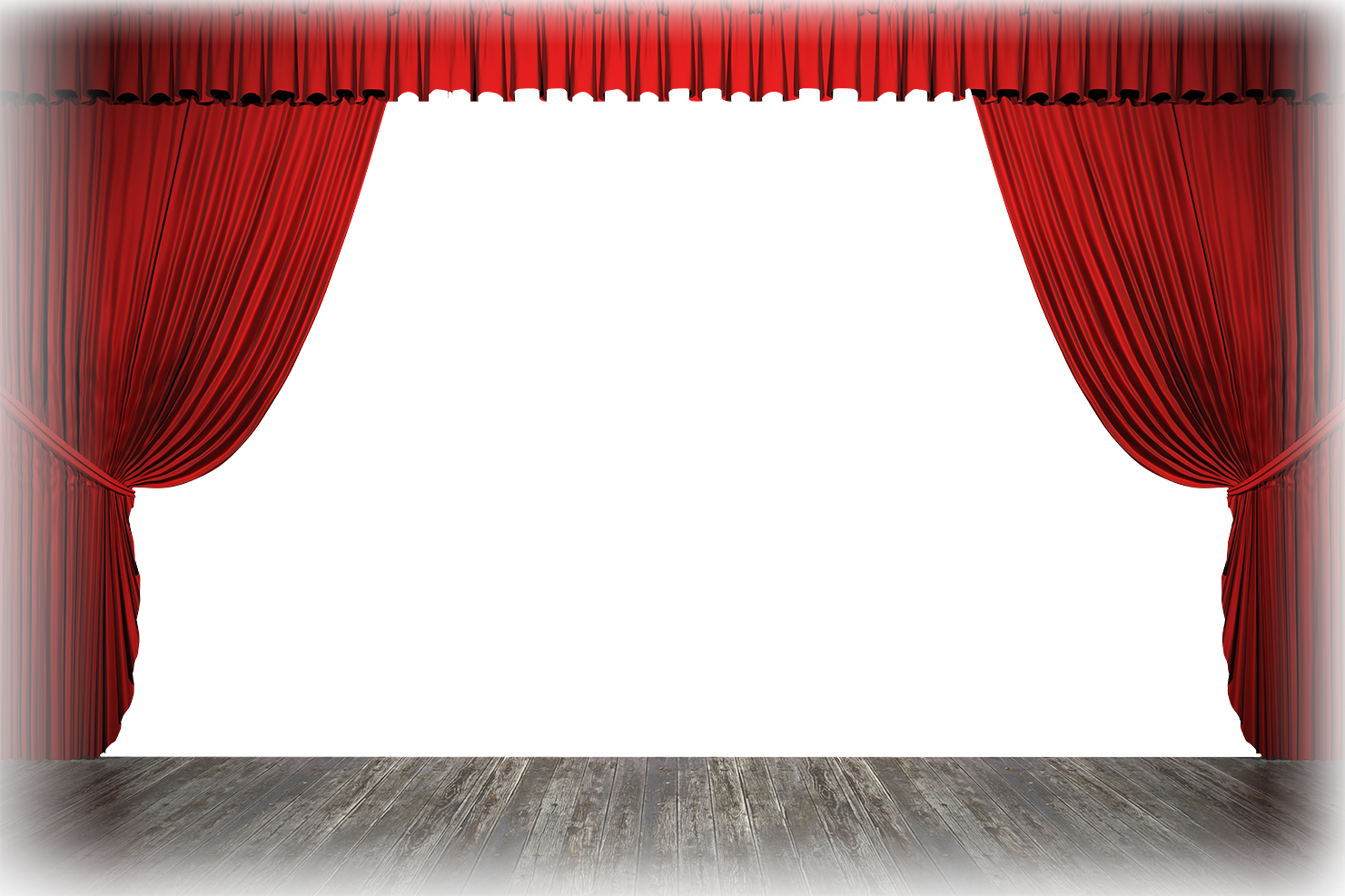 Stage Curtains Png Photo 366