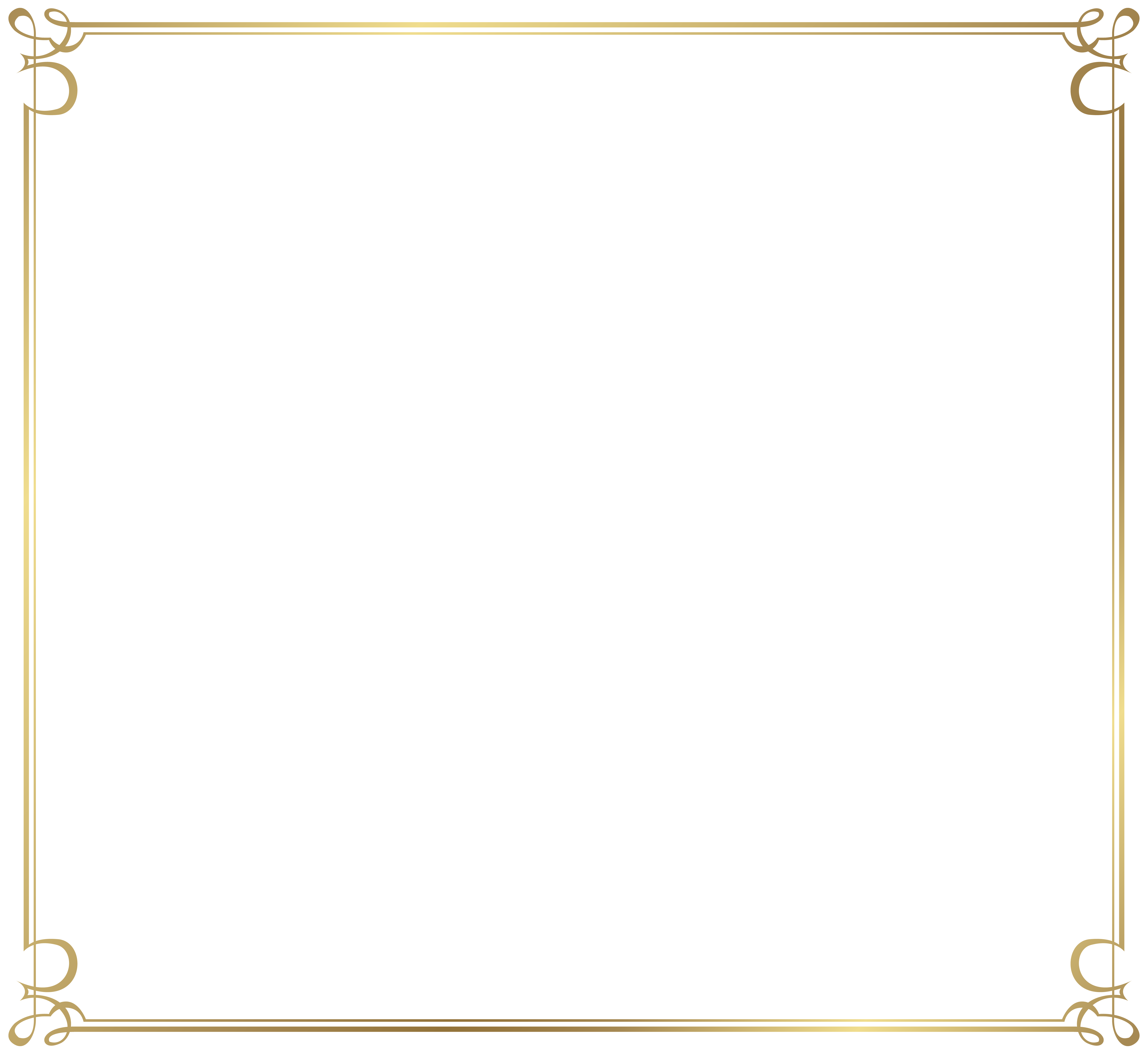 Mat Decorative Border Photos PNG Images