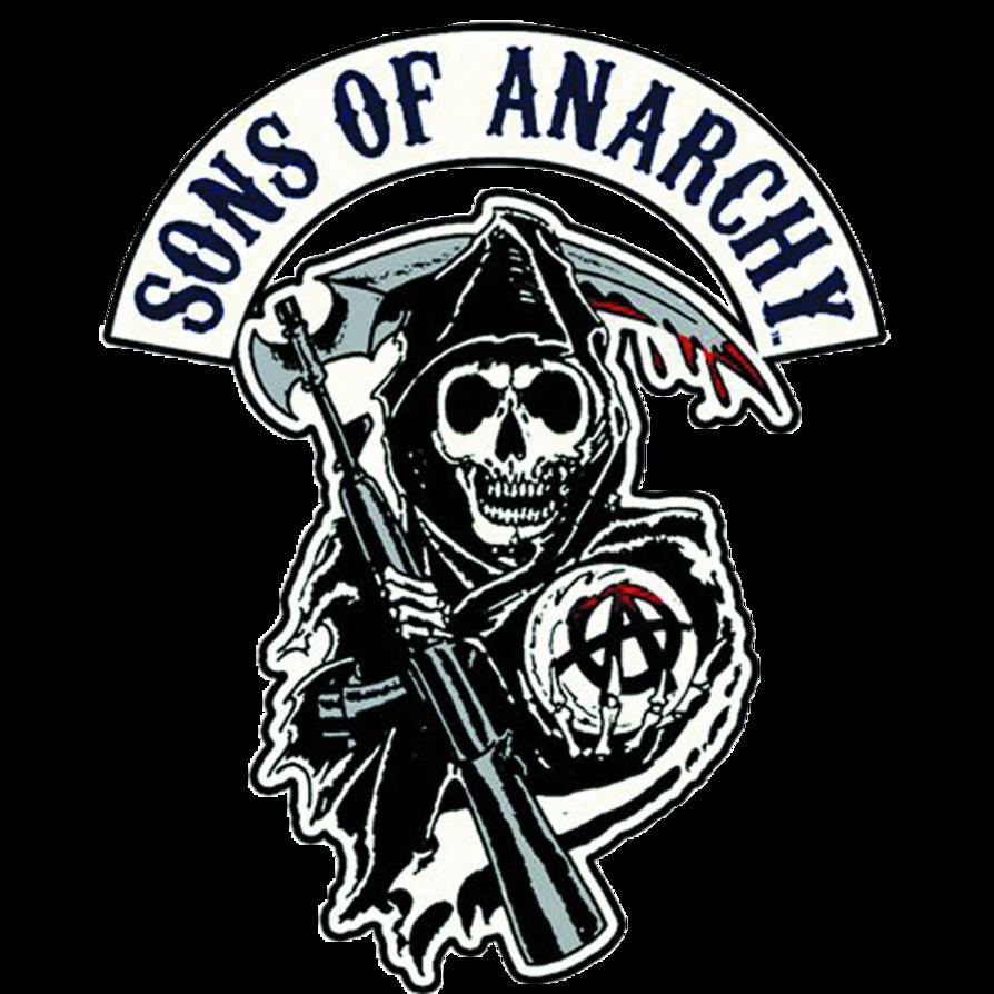 Sons Of Anarchy Deviantart Logo Picture 20553 Transparentpng