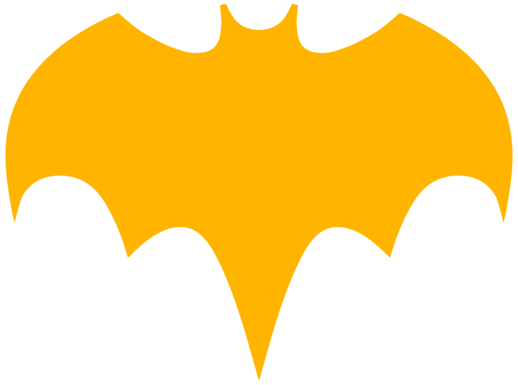 Deviantart Logo Batgirl Free Download Transparent 20546