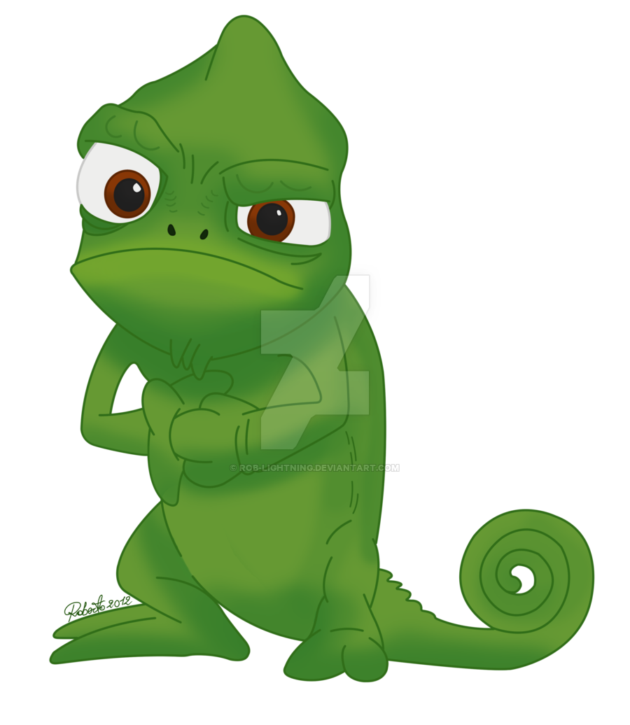 Green Disney Pascal Png 2151