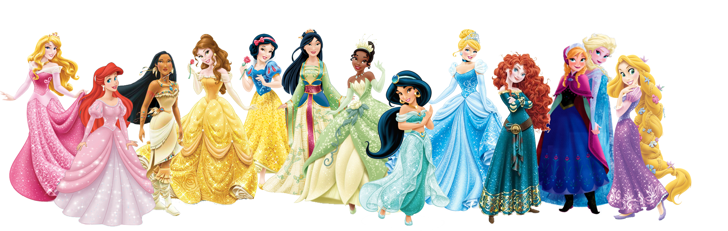 disney princesses png picture 21205 transparentpng