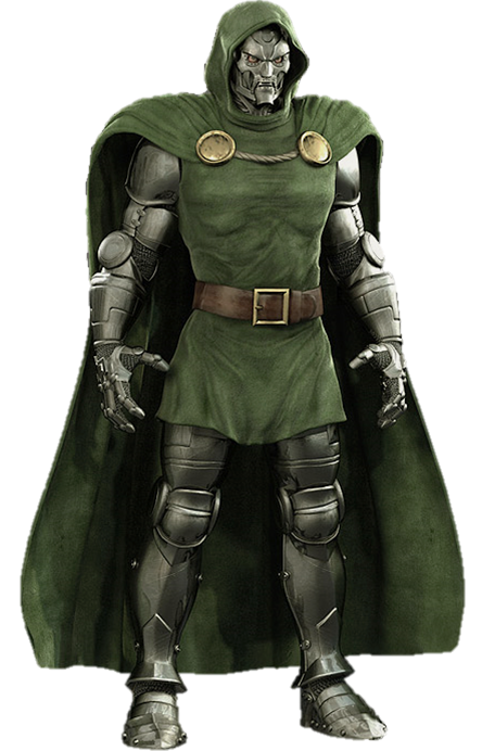 Dr Doom Cut Out Png 21737