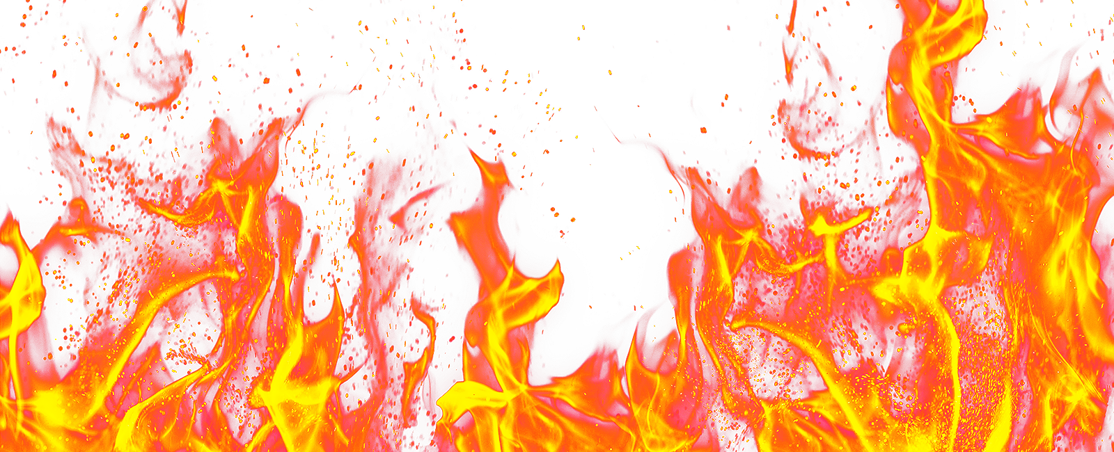 Fire Flames Icon Clipart 14485