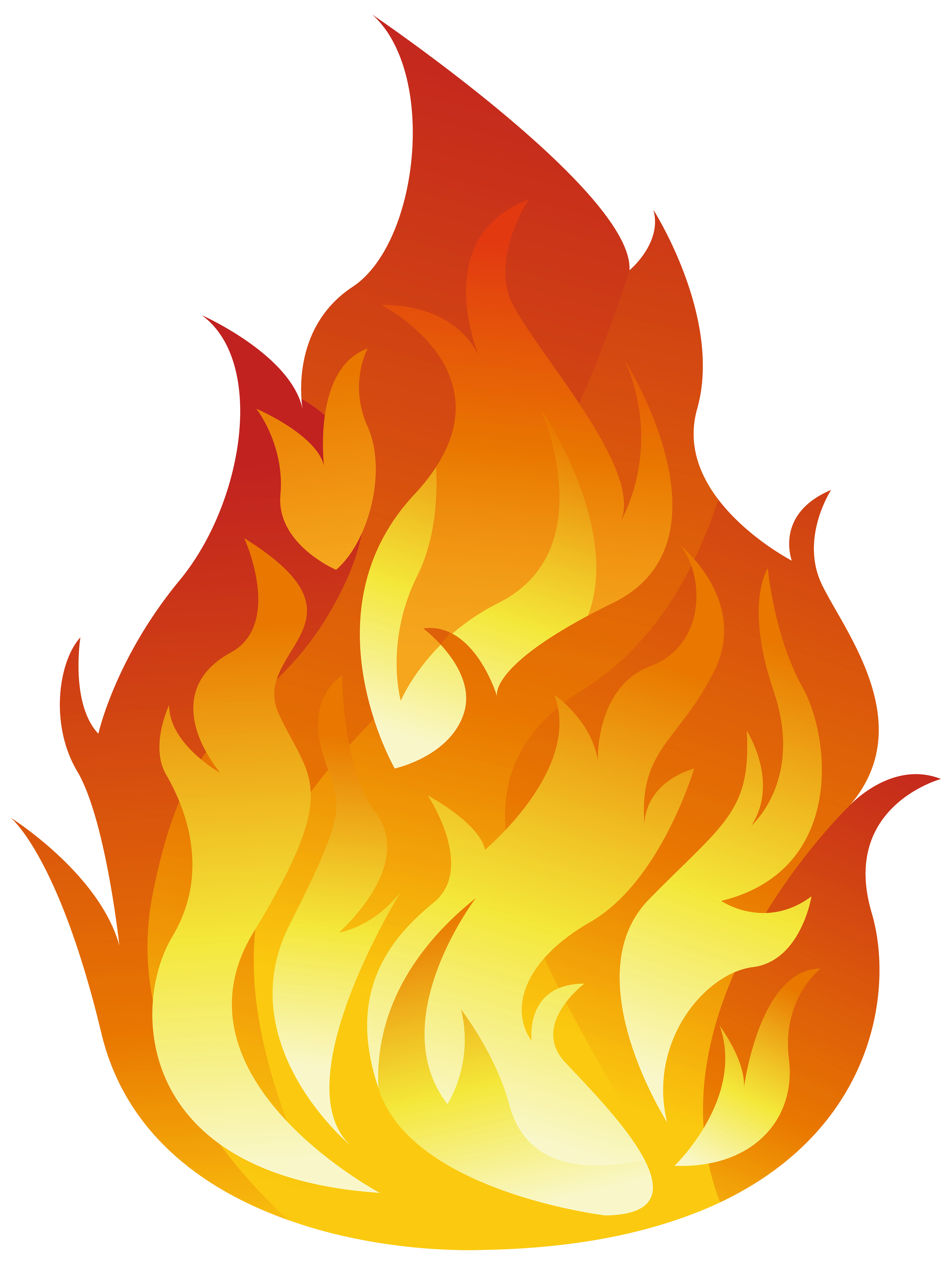 Fire Flames Transparent 23 PNG Images