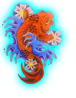 HD Png Fish Tattoos Photo 6886
