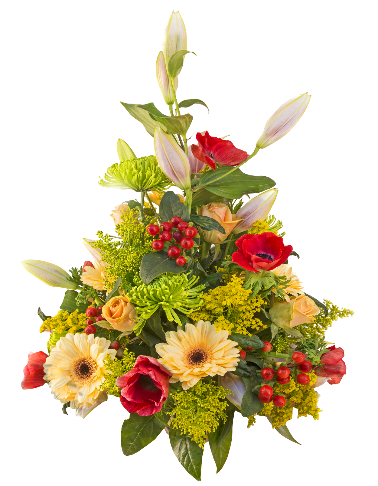 Flower Bouquet Png Transparent Picture 6474