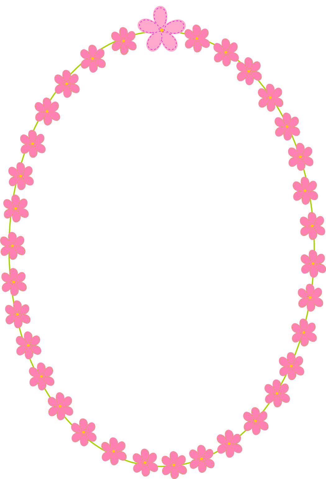 White and pink flowers border png 5641 transparentpng white and pink flowers border png 5641 mightylinksfo Images