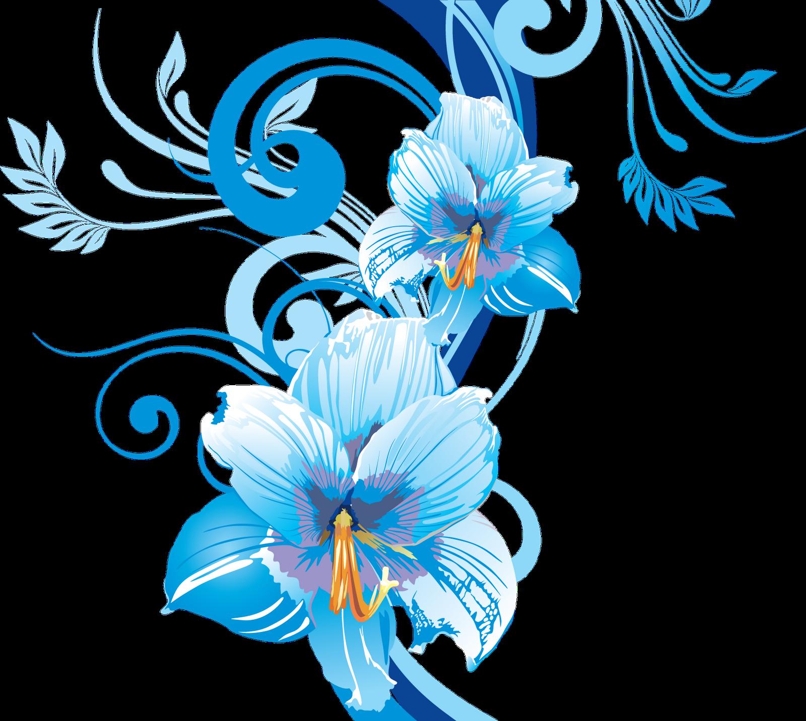Blue flower vectors various desings pictures 4767 transparentpng blue flower vectors various desings pictures izmirmasajfo