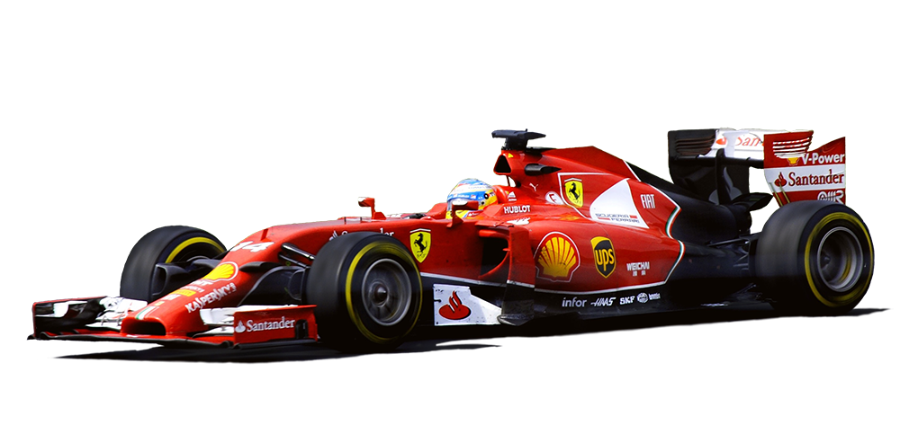 Red Cars Formula 1 Png Images Photo 2984