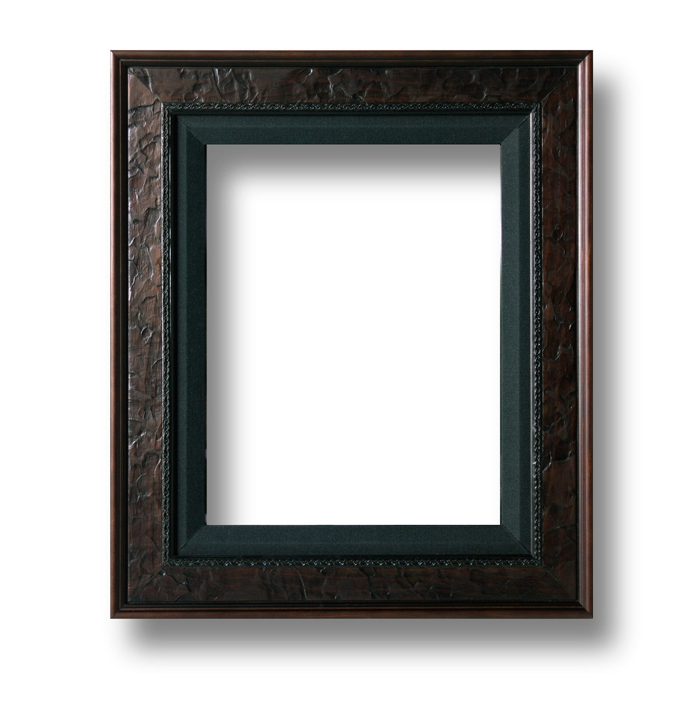 Black Frame Cut Out 23164
