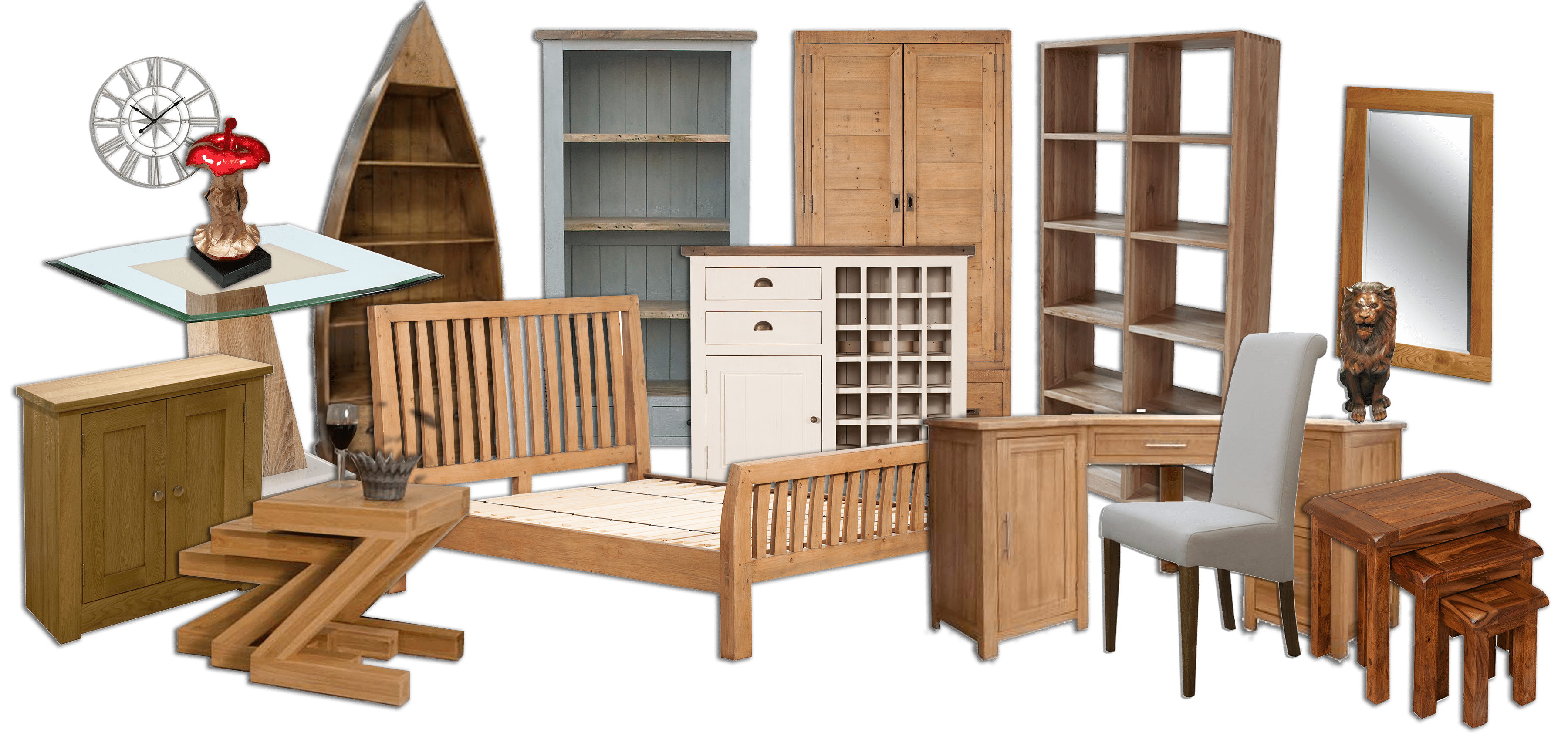 Furniture Background PNG Images