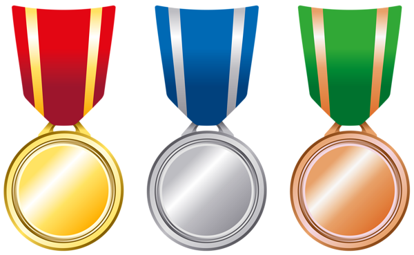 transparent gold silver bronze medals png pic 1319 prize clip art no background prize clip art png