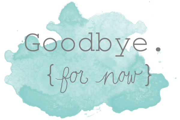 Goodbye Clipart Photo 6 13101
