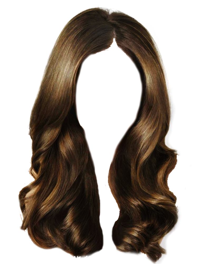 Chestnut Long Wavy Hair Image PNG, Photo Editing, Photoshop, Styles, Wavy  27861