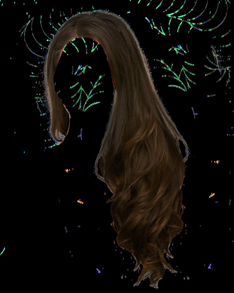 black, hair, flat, long images - 3963 - transparentpng