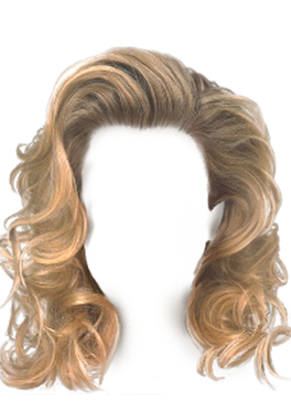 Blond Hair Blond Hair Curly Wavy Short Hair Pictures 3947