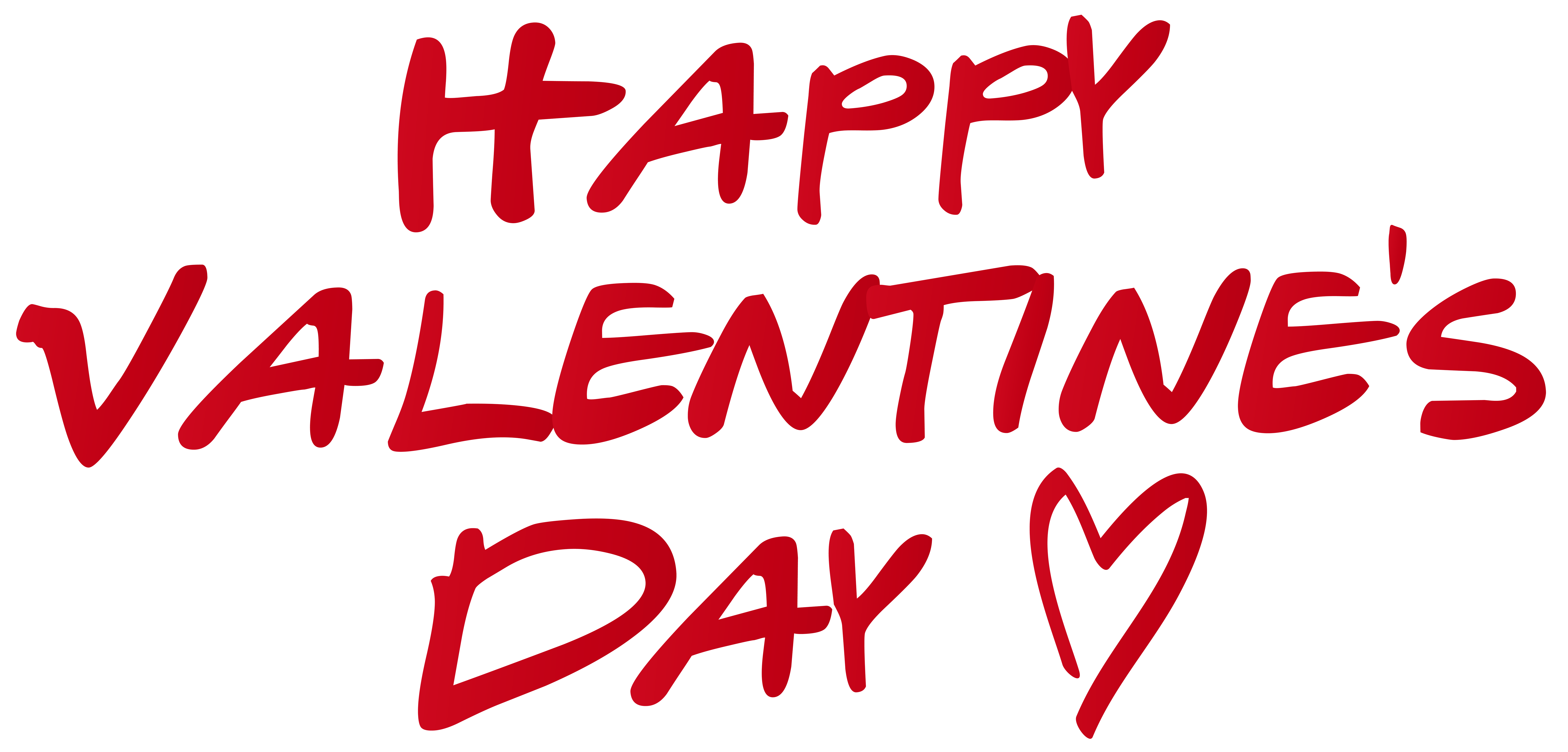 Happy Valentines Day Clipart HD 22138
