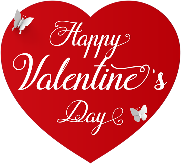 Happy Valentines Day Clipart Transparent 22140 Transparentpng