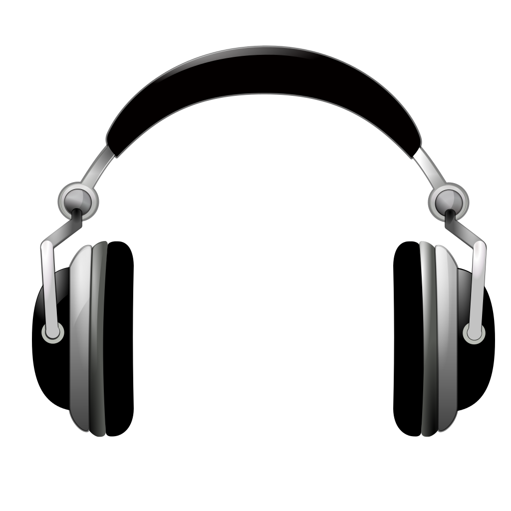 Headphones Clipart Photo 14985