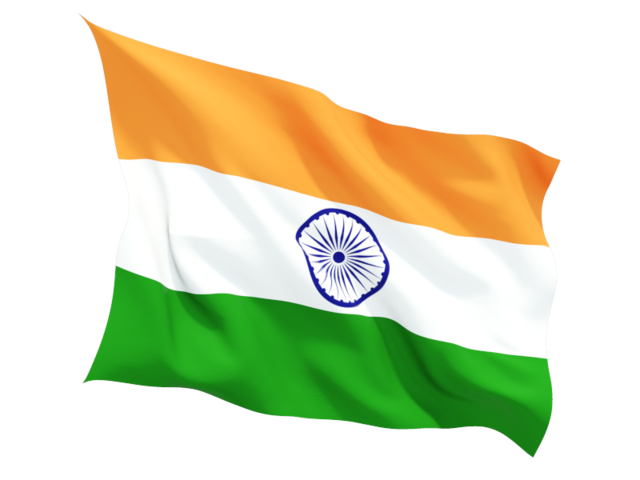 India Flag Png Transparent Images  6844