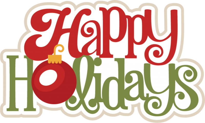 happy holidays pictures images 5562 transparentpng