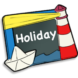 Holiday Icon Png 5567