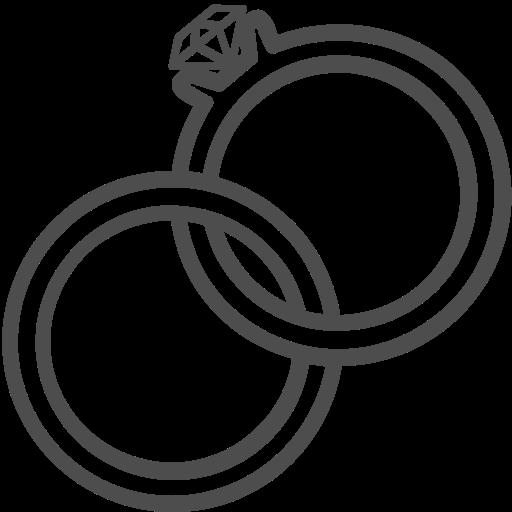 Wedding Ring Icon Png 4956 TransparentPNG
