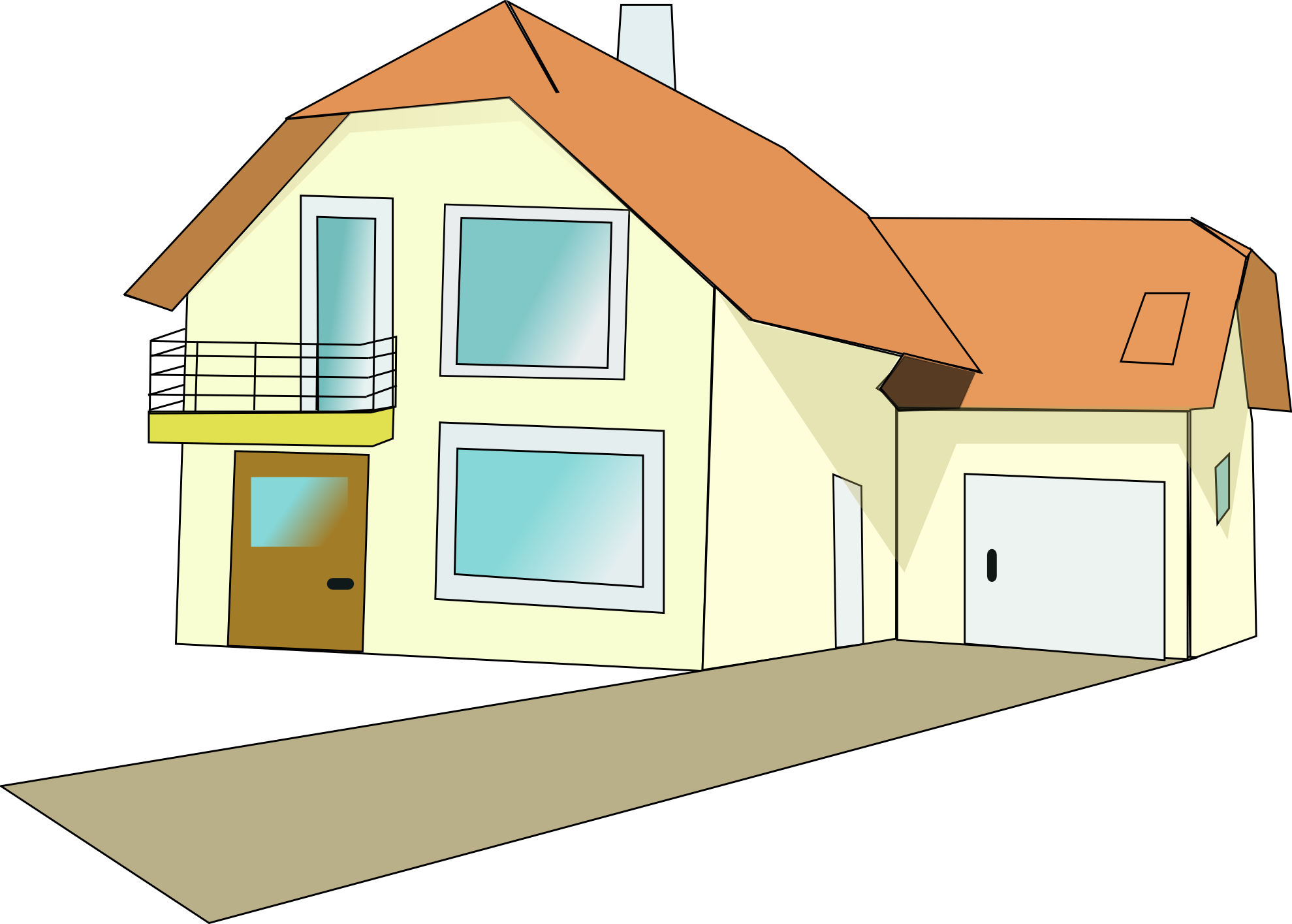 House Free Transparent Png 10962
