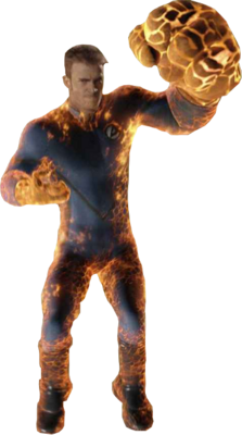 Man, Game, Cartoon, Fire Game, Fire, Human Torch Images 4524