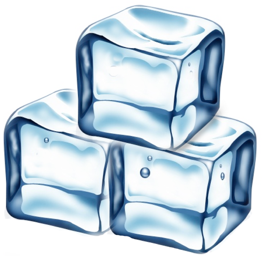Ice Cube Clip Art, Image Vector Free Download 26305